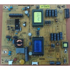 "17IPS19-5, 23090775, VESTEL 32PH5065S 32"" LED TV  POWER BOARD"