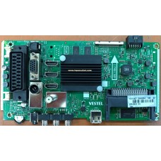 "17MB130P, 23430364, VES500QNDC-2D-N11, VESTEL 50UD6300 50"" LED TV, MAIN BOARD"