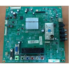 715G3891-M1C-000-004B, PHILIPS 22PFL3405/12, LED TV MAIN BOARD