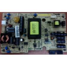 "17IPS61-2, 23048357,  VESTEL COLOR 22PF5021 22"" DVD LED TV, POWER BOARD"