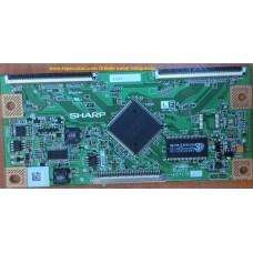 4071TP ZA, CPWBN, RUNTK, SHARP, PHİLİPS 32PFL5403D/12, T-CON BOARD