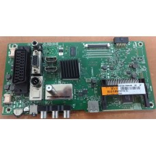 "17MB82S, 23284499, VES430UNDL-2D-N01, HI-LEVEL 43HL500 43"" UYDU ALICILI LED TV, TELEFUNKEN XF43A100, MAIN BOARD"