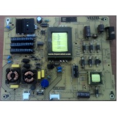 "17IPS71, 23284491, VESTEL POWER BOARD, HI-LEVEL 43HL500 43"" UYDU ALICILI LED TV"