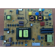 "17IPS72, 23329222, VESTEL 4K 3D SMART 43UB9300 43"" LED TV, POWER BOARD"