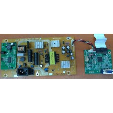 715G4750-P03-000-001H, 715G4502-M01-000-004K, PHILIPS 227E3LSU/62 MONITOR, POWER BOARD