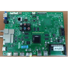 "17MB100, 23315539, VES430QNEL-2D-U01, VESTEL 4K SMART 43UA8900 43"" LED TV, MAIN BOARD"