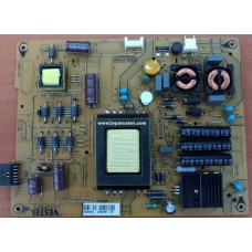"17IPS71, 23220956, VES400UNDS-2D-N03, VES400UNDS-2D-N04, VESTEL SATELLITE 40FA5050 40"" LED TV, HI-LEVEL 40HL550, POWER BOARD"