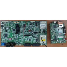 "17MB26-3, 20410775, 12TVMM1000-2, LC420WUN-SAA1, VESTEL PIXELLANCE FULL HD 42822 42"" TFT-LCD USB TV, MAIN BOARD"