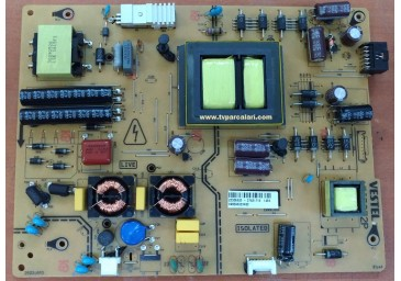 17IPS72P, 23335603, PHILIPS POWER BOARD