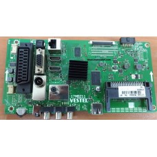 "17MB211, 23454494, VES430UNDL-2D-N12, SEG 43SC7600 43"" SMART LED TV, MAIN BOARD"