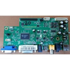 12AT050 V0.3, AXEN AX043DLD12AT050-ILFM, MAIN BOARD