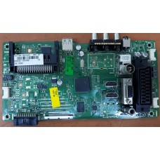 "17MB62-2.2, 23016540, SDIHM07, LTA400HM07, VESTEL PERFORMANCE 40VF3010 40"" USB LCD TV, MAIN BOARD"