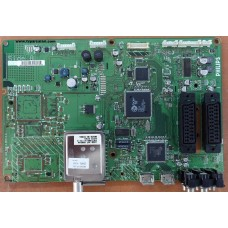 3139 123 62613, WK713.5, LC320W01-SL06, PHILIPS 32PFL5322/10, MAIN BOARD