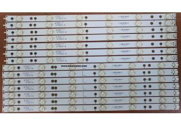 01N21-A, 01N22-A, GJ-2K16-490-0712-P5-L, GJ-2K16-490-0712-P5-R, TPV TPT490U2-EQLSHA.G, LED BAR