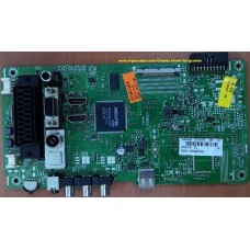 17MB82-2, 23118473, VESTEL PERFORMANCE 39PF3025D, VES390UNDC-01, VES390UNDC01, LED TV MAİN BOARD