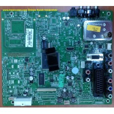 17MB25-3, 20474831, SHALK315T3LA3, LK315T3LA31, VESTEL 32VH3000, LCD TV MAİN BOARD
