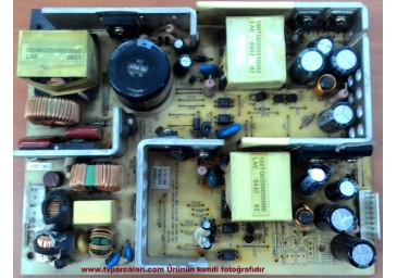 LAD342J0XX, REV;04 A, LC-04V0A, BEKO F776, LCD TV POWER BOARD
