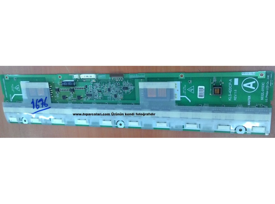 KLS-420CP-A, 6632L-0153C, Inverter Board