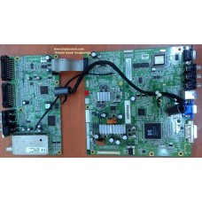 MANCHESTER T27004 MAİN V1.1, VIDEO PAL V1.0, LCT-M 94V-0, 510-321001-531, SUNNY LCD TV MAİN BOARD