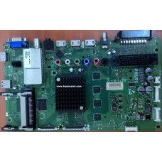 3104 313 63644, S 310432861943, PHILIPS 40PFL6605H/12, MAIN BOARD (SHARP PANEL)