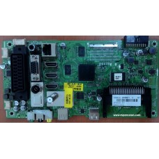 "17MB95, 23136071, VES420UNVL-3D-S01, VESTEL SMART 42PF8175 42"" LED TV, MAİN BOARD"