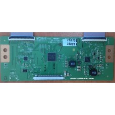 "6870C-0401A, LC470EUN-SEF1 FHD 60Hz, T-CON BOARD (FINLUX 42FD3000F, REGAL LD42F4000 42"" LED TV)"