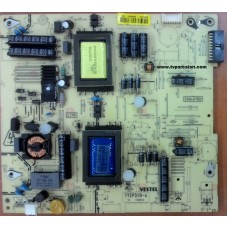 17IPS19-4, 23061041, VESTEL SATELLITE 39PF5025, SEG 39188F, LED TV POWER BOARD