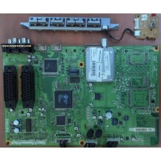3139 123 62613, WK713.5, AUO PANEL, PHILIPS 42PFL5322/10, LCD TV, MAİN BOARD