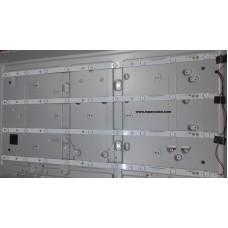 GJ-DLEDII P5-400-D409-V7, TPV TPT400LA-J6PE1, PHILIPS 40PFK4009/12, PHILIPS 40PFK4509/12, ARKA AYDINLATMA ÇUBUK LED