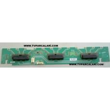 SST400_12A01, INV40T12A, REV 0.1, SAMSUNG LE40D550, LE40D551, İNVERTER BOARD