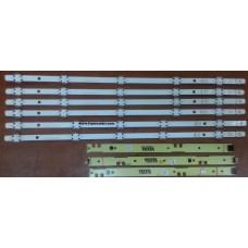 SVV480A16A_5LED_Rev03_150803, SVV480A16B_5LED_Rev03_150803, VESTEL 480DRT VNB A-TYPE, VES480UNDS-2D-N11, VES480UNDS-2D-N12, Led bar